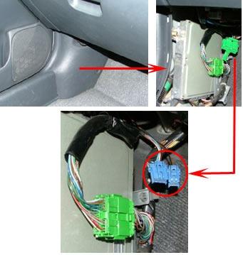 Самодиагностика хонда степвагон