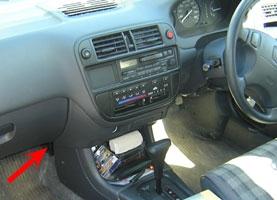 HONDA Блог (HONDA, Acura): Honda Accord (2000 г.)