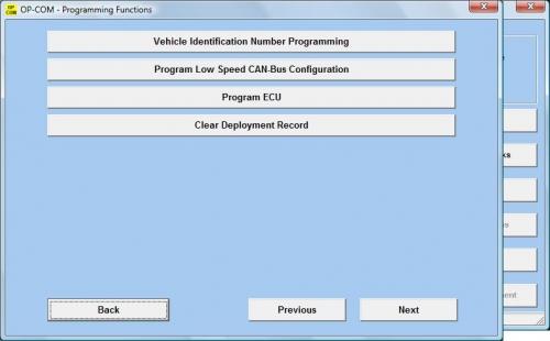 OPEL Блог (Opel, Vauxhall): Programming