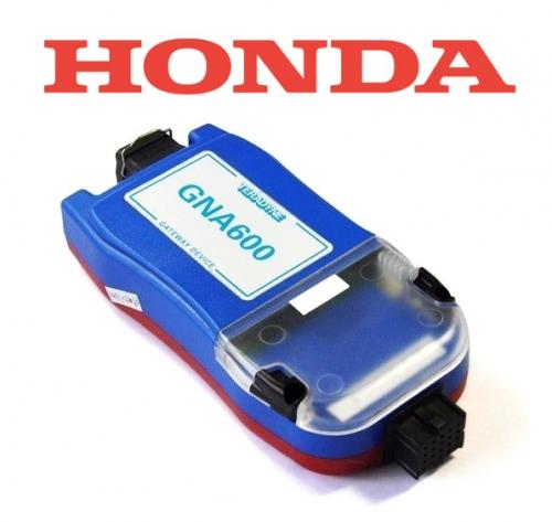 HONDA Блог (HONDA, Acura): Honda GNA600