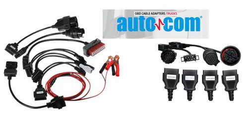 Autocom CDP Pro (Cars и Trucks) / Autocom Delphi. Все о программе Autocom и Delphi: Блог им. alexavias: Распиновка OBD переходников для Autocom Легковых  и Грузовых авто