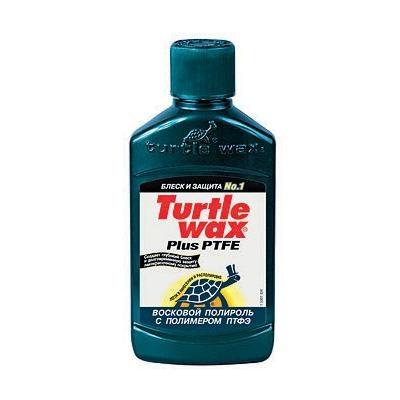 Автохимия. Как правильно ухаживать за автомобилей: Turtle Wax + PTFE