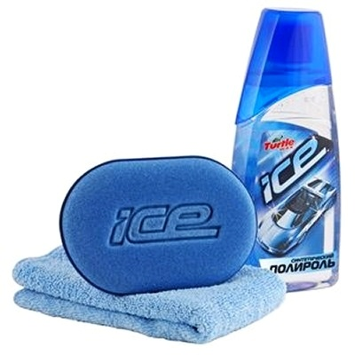 Автохимия. Как правильно ухаживать за автомобилей: Turtle wax ICE