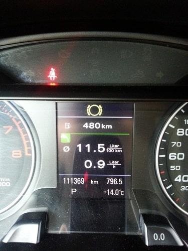 VAG Блог (Audi, Volkswagen, Skoda, Seat, Porsche): Активировать Экономайзер
