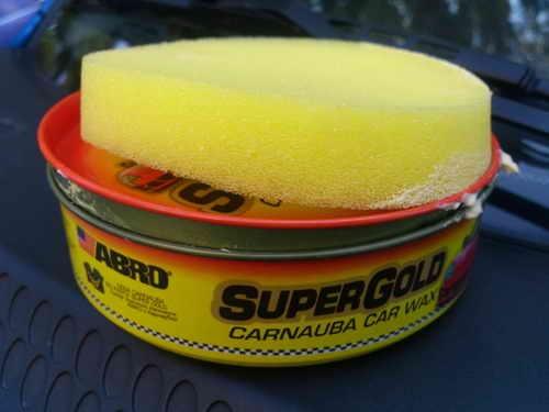 Автохимия. Как правильно ухаживать за автомобилей: ABRO Super Gold