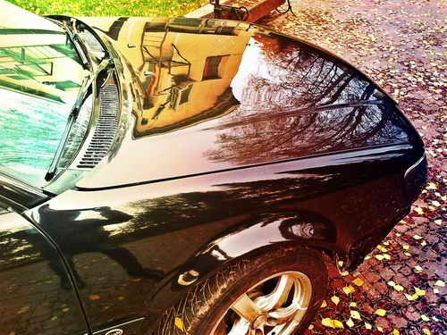 Автохимия. Как правильно ухаживать за автомобилей: Farecla G3 (поверх 75) на автомобиле Audi S4