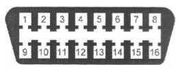 Autocom CDP Pro (Cars и Trucks) / Autocom Delphi. Все о программе Autocom и Delphi: Распиновка разъемов на Renault
