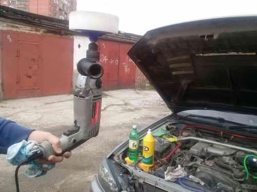 Автохимия. Как правильно ухаживать за автомобилей: полировка фар farecla