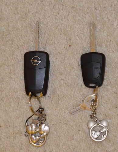 OPEL Блог (Opel, Vauxhall): ключ опель