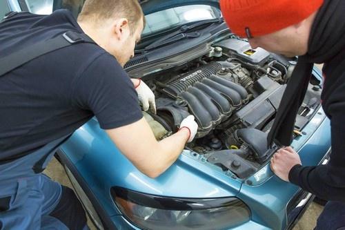 Блог им. info: Особенности покраски и ремонта кузова для Вольво