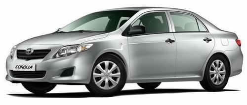 Toyota, Lexus Блог: Toyota corolla 2009 года